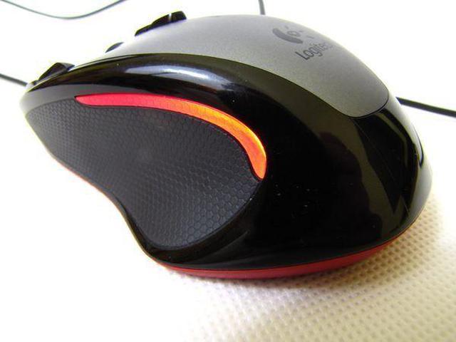 Recenzja myszki dla graczy Logitech G300