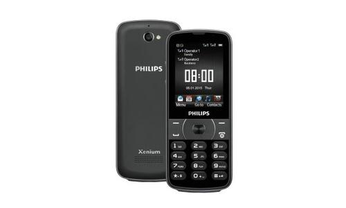 PHILIPS XENIUM E560 DUAL SIM BLACK
