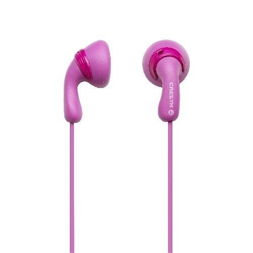 Cresyn C190E Pink Słuchawki douszne