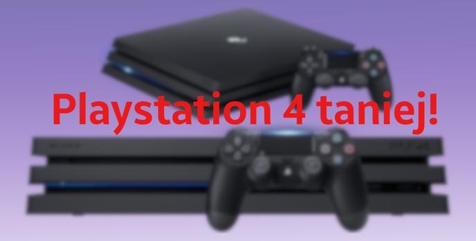 Playstation 4 (oraz Pro) w końcu taniej - Nawet o 400 złotych!