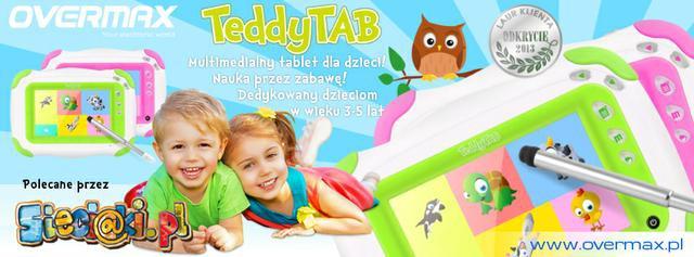 Overmax TeddyTab