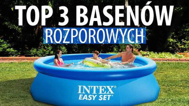 ranking najlepszych basenów ogrodowych-rozporowych