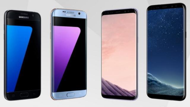 koniec przycisków fizycznych w Samsung Galaxy S8
