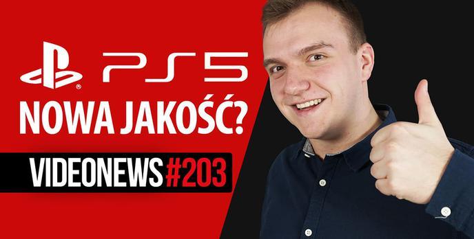 Playstation 5 zapowiedziane, Apple nie chce wojny, serce z drukarki - VideoNews #203