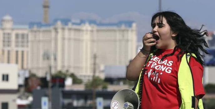 """""""Roboty mogą nas pokonać!"""" – Las Vegas przygotowuje się do masowych protestów"""