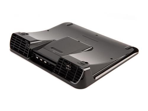 Zalman Podstawka chłodząca pod Notebook ZM-NC2500 PLUS (Czarna)