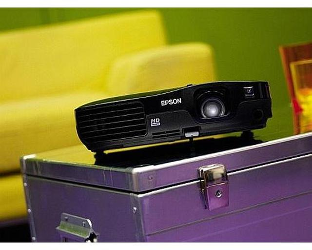 Extramalne zabawy projektorem Epson EH-TW450