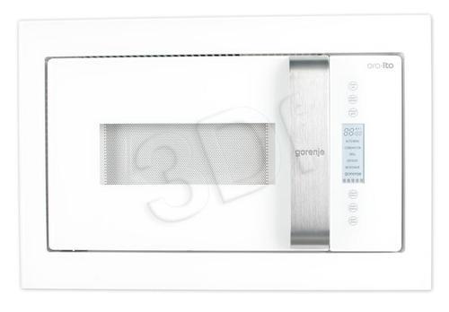 Kuchenka mikrofalowa Gorenje BM6520 ORA W (Do zabudowy/Biały)