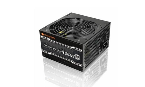 Thermaltake Smart Series 530W [TEST]