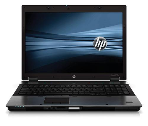 HP Elitebook 8740w (500GB)