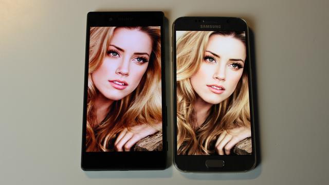 pojedynek smartfonów
