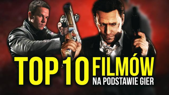 TOP 10 Filmów na Podstawie Gier