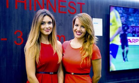 Najgorętsze Hostessy z Targów IFA 2016