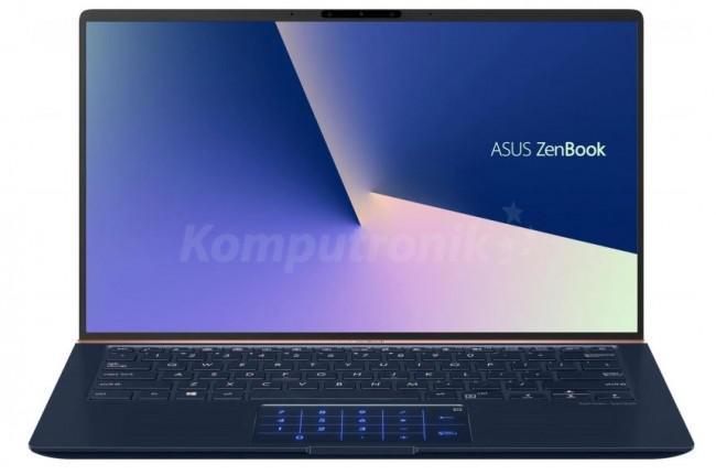 ASUS ZenBook UX333FA-A3071T - Royal Blue