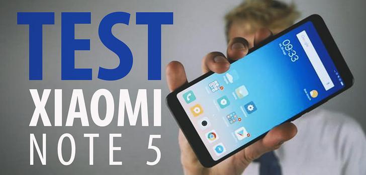 Najlepszy Smartfon do 1000zł? Test Xiaomi Redmi Note 5!
