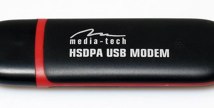 Nowy mobilny internet od Media-Tech Modem USB MT4210