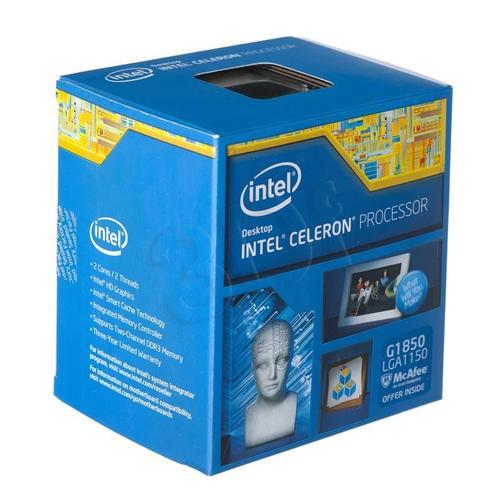 CELERON G1850 2.9GHz LGA1150 BOX