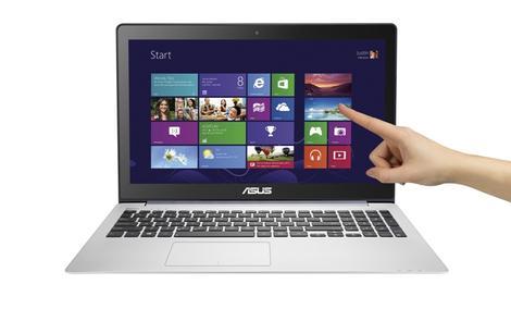 ASUS VivoBook S551 – 15-calowy ultrabook z dotykowym ekranem