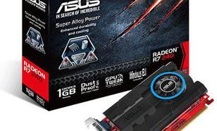 Asus Radeon R7 240 1GB DDR3 (64 bit) DVI, HDMI, D-Sub (R7240-1GD3)