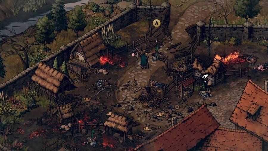 Gra Wojna Krwi: Wiedźmińskie opowieści - PC/PS4/XONE