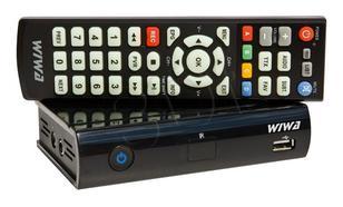 WIWA HD80 MINI MPEG4 & HD MEDIA PLAYER