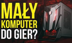 Mały komputer do Gier? MSI Nightblade MI3 | GTX 1070
