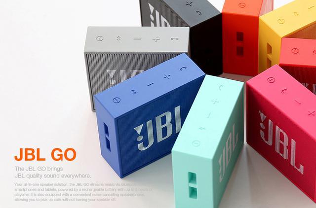 Głośnik przenośny JBL GO