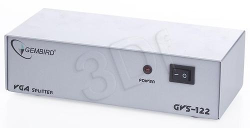 Gembird VGA 1PC->2xVGA