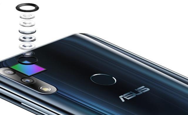 Aparat w Zenfone Max Pro M2