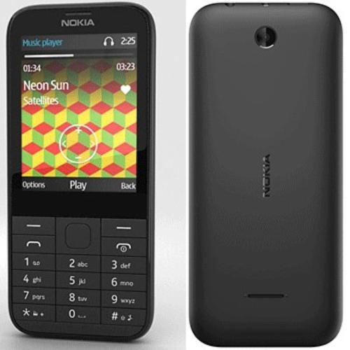 Nokia 225 DS NV PL BLACK