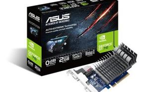 Asus GeForce CUDA GT710 2GB DDR3 64B IT DVI/HDMI/D-Sub BOX