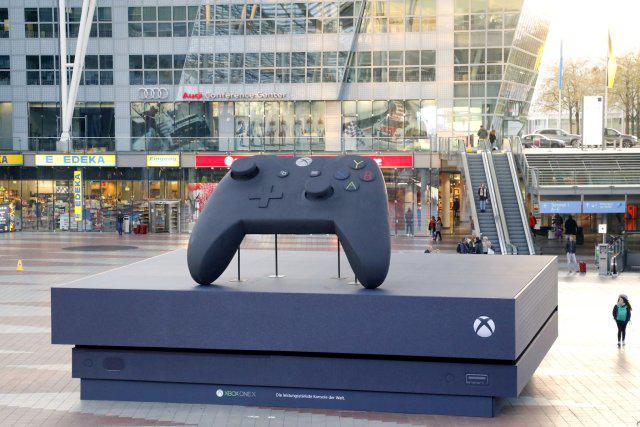 Xbox One X odejdzie w niepamięć?