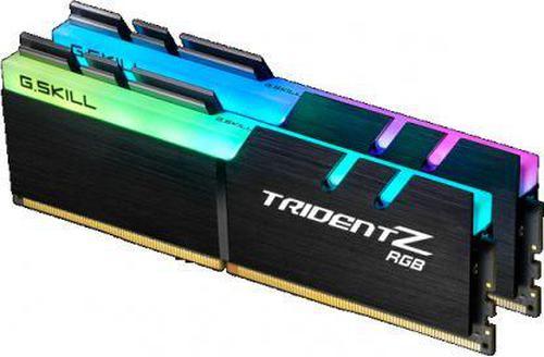 G.Skill Trident Z RGB DDR4, 2x16GB, 3200MHz, CL16 (F4-3200C16D-32GTZR)