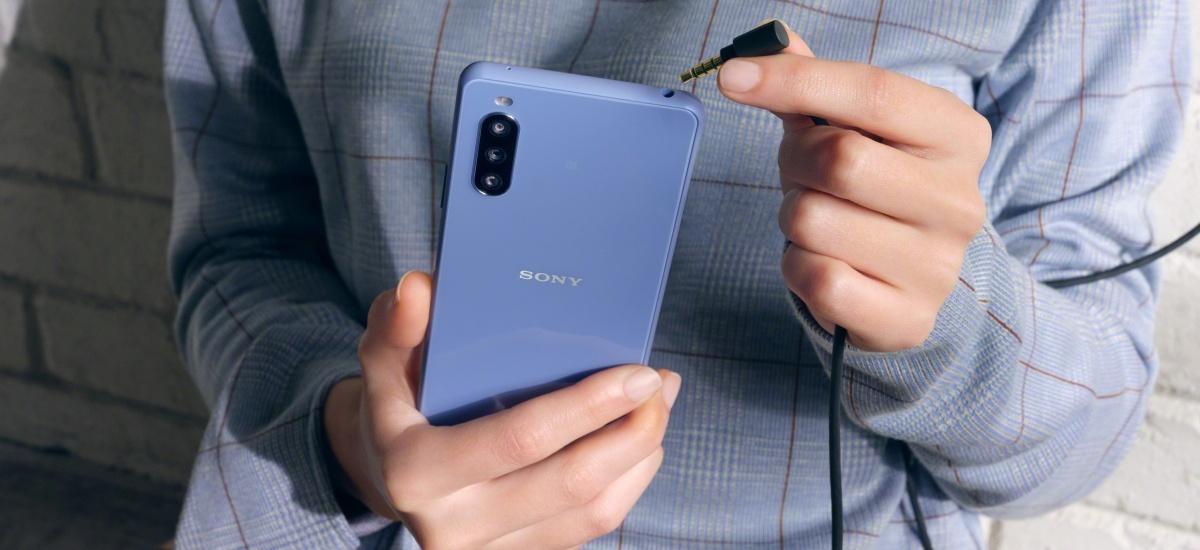 Sony Xperia 10 III otrzyma gniazdo słuchawkowe