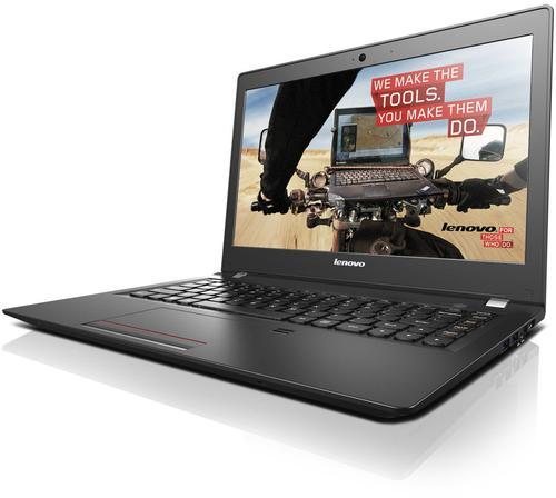 """LENOVO ThinkPad E31-70 i3-5005U 4GB 13,3"""" HD 1000GB HD5500 DOS Czarny 80KX000FPB"""
