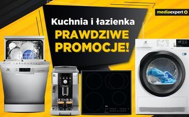Do 400 złotych mniej - Promocje na AGD do kuchni i łazienki