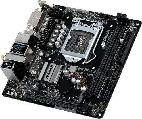 ASRock H310M-ITX/AC (90-MXB7A0-A0UAYZ)