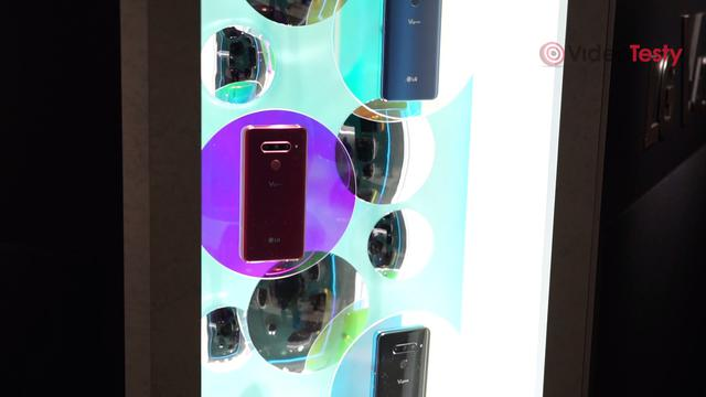 LG V40 thinQ dostanie kilka barw