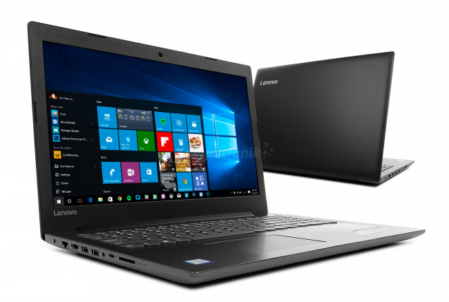 Lenovo Ideapad 320-15IKB (80XL0444PB) Czarny - 240GB SSD