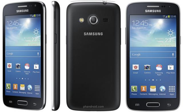 Samsung GALAXY Core LTE - szybki internet, wydajność oraz spory ekran