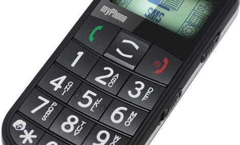 myPhone 1055 RETTO - kolejny telefon dla seniorów