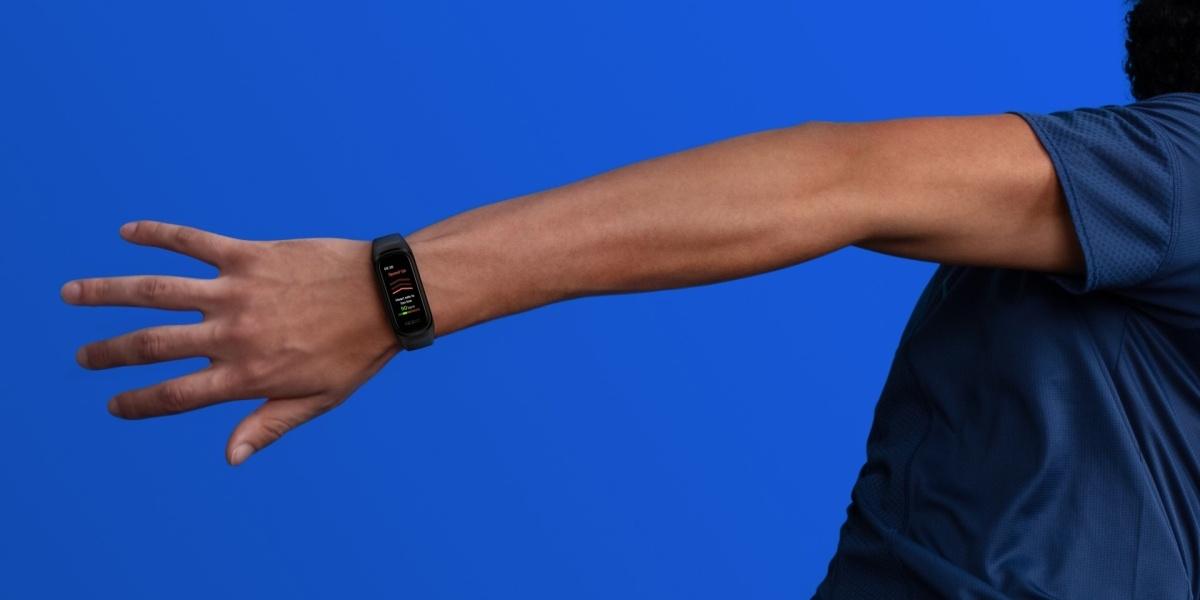 Opaska OPPO Band zmierzy aktywność w jednej z 12 dyscyplin