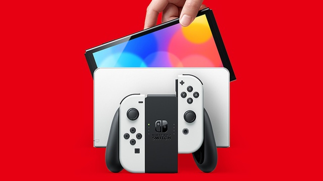 Nintendo Switch OLED to znacznie mniej zmian niż przypuszczano