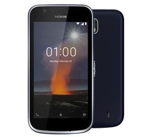 Nokia 1 Dual Sim (niebieski)