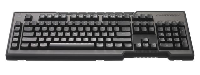 CM Storm Trigger – zabójcza klawiatura dla graczy