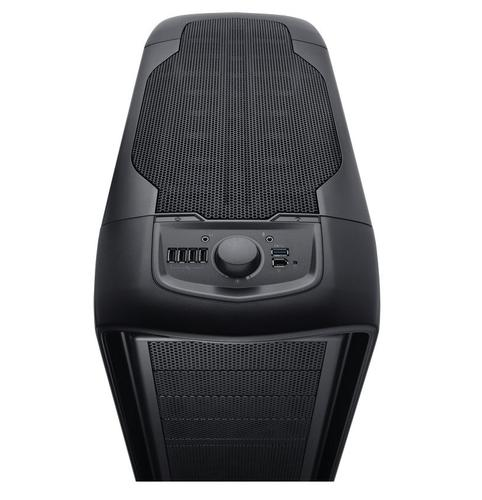 Corsair Graphite Series 600TM, bez zasilacza, Midi, Czarna