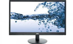 AOC 21.5'' e2270Swdn LED DVI Czarny