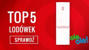 TOP 5 Czołowych Lodówek - Ranking Sklepu OleOle