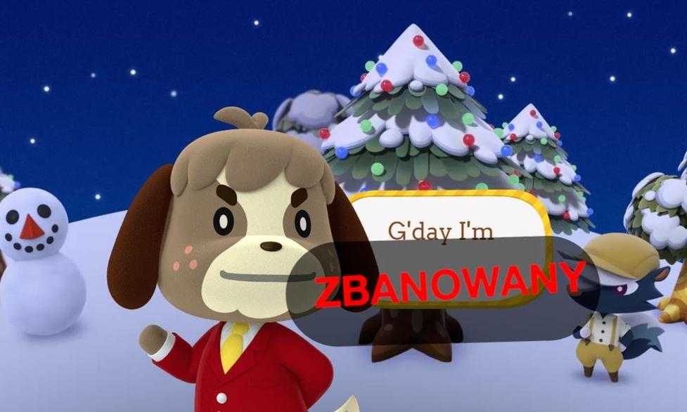 Chiny banują sprzedaż najnowszego Animal Crossing!