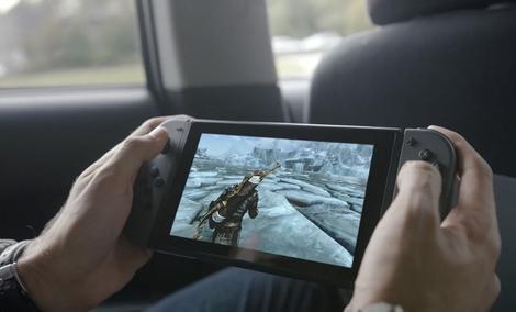 Nintendo Zapowiada Konsolę Switch!